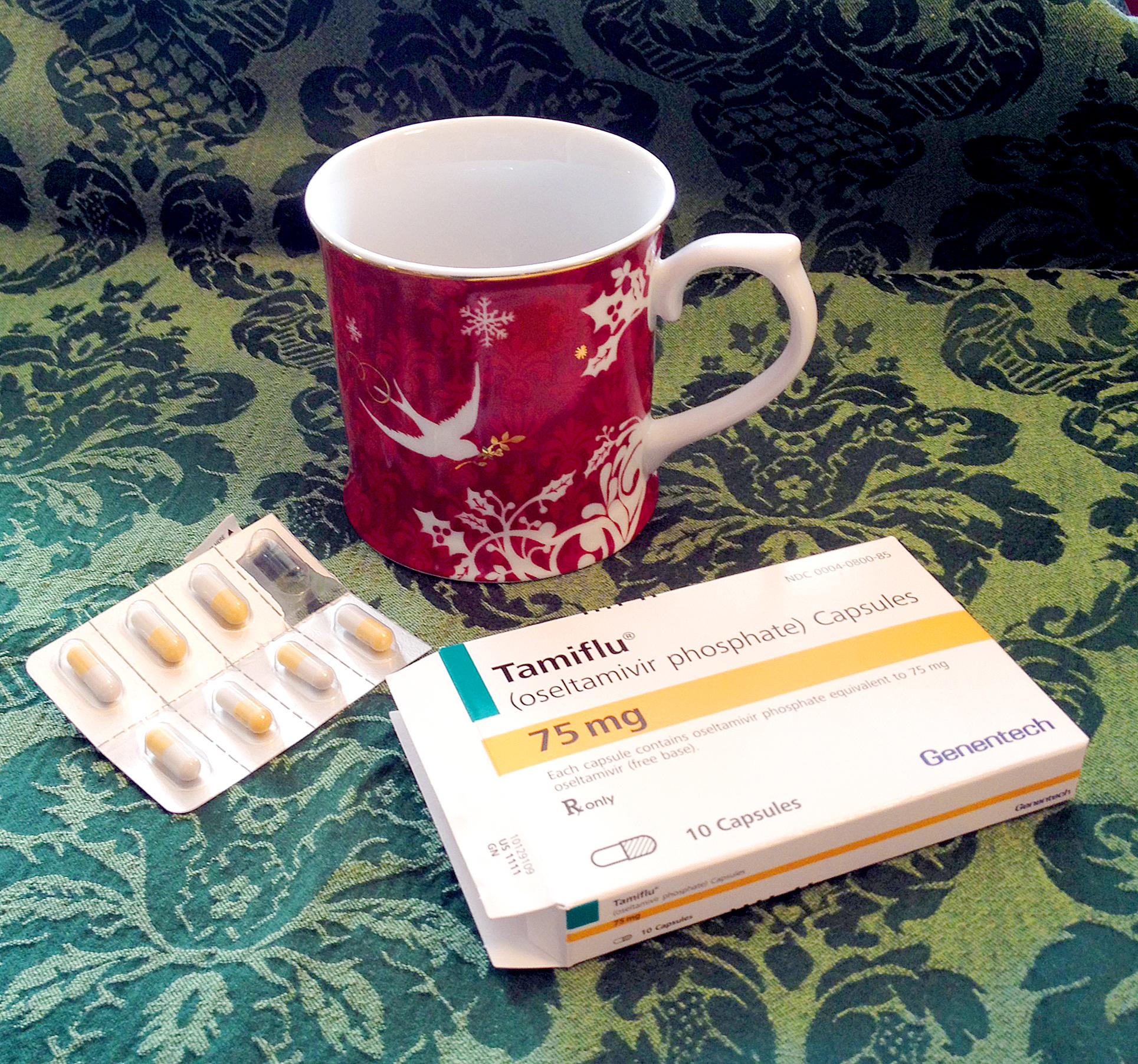 Tea & Tamiflu